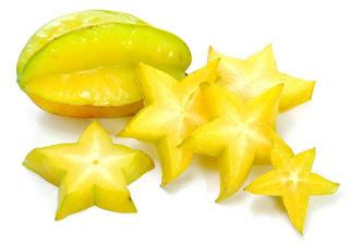 Ragam manfaat buah belimbing untuk cucak ijo